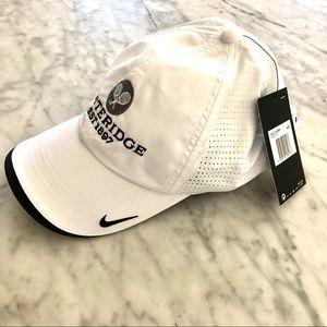 NWT! Nike Tennis Heritage86 Dri-fit Cap